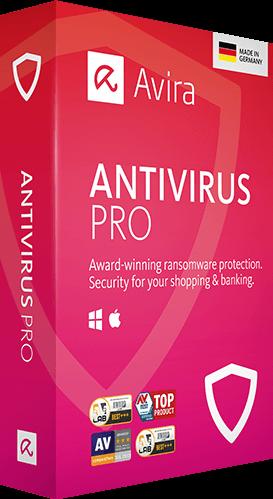 Avira Antivirus Pro Discount
