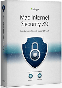 Intego Mac Internet Security X9 Discount